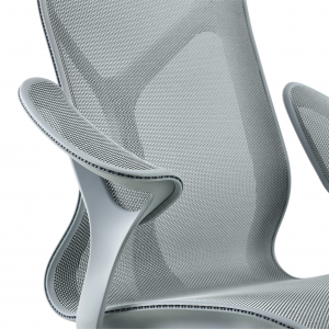 Herman Miller Cosm Chair Leaf Armlehnen
